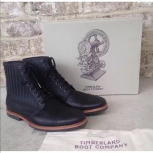 MEN'S TIMBERLAND BOOT COMPANY® BARDSTOWN CAP TOE